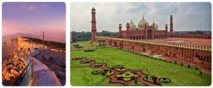 Major Landmarks in Pakistan