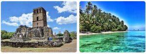 Major Landmarks in Panama