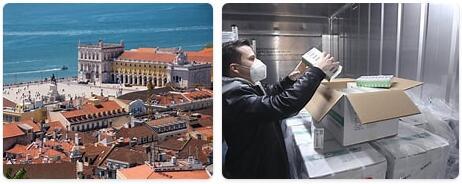 Major Landmarks in Portugal