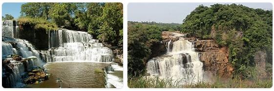 Major Landmarks in Republic of the Congo