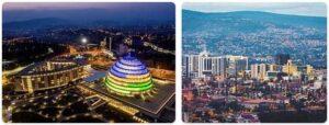 Major Landmarks in Rwanda