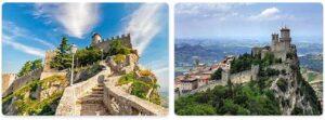 Major Landmarks in San Marino