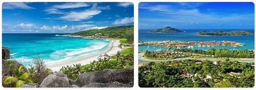 Major Landmarks in Seychelles