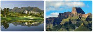 Major Landmarks in South Africa