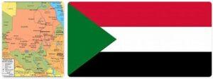 Major Landmarks in Sudan