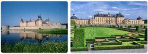 Major Landmarks in Sweden