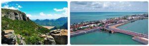 Major Landmarks in Togo