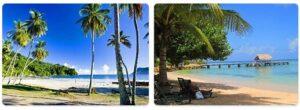 Major Landmarks in Trinidad and Tobago
