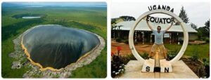 Major Landmarks in Uganda