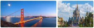 Major Landmarks in United States