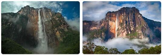 Major Landmarks in Venezuela