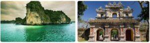Major Landmarks in Vietnam