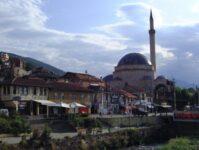 Cityscape of Prizren Kosovo