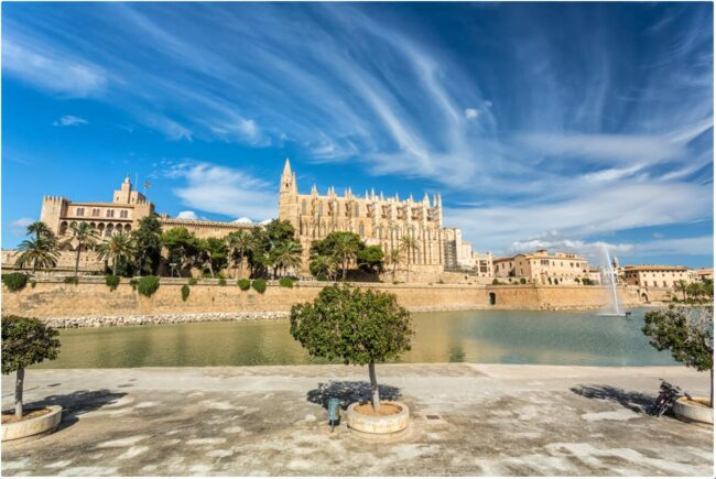 Old town of Palma