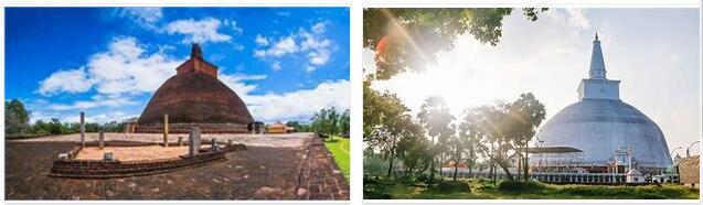 Holy City of Anuradhapura (World Heritage)