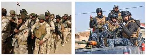 Iraq Developments after the Withdrawal of Foreign Troops